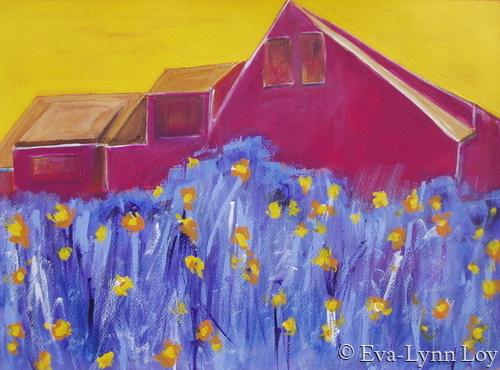 Cornflowers (large view)