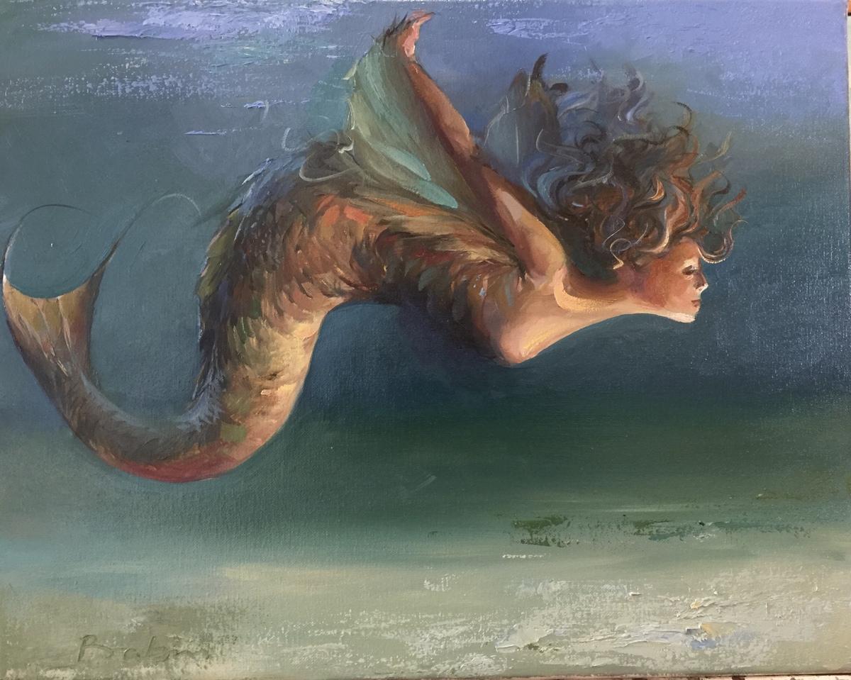 Mermaid (large view)