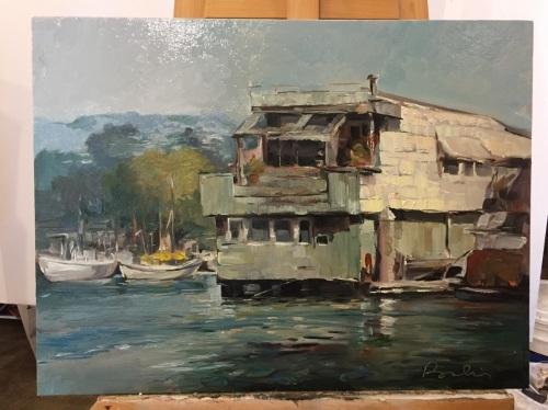 J-Dock, Bekerley Marina
