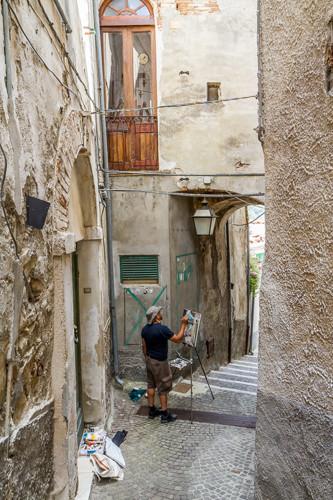 Farindola, Italy