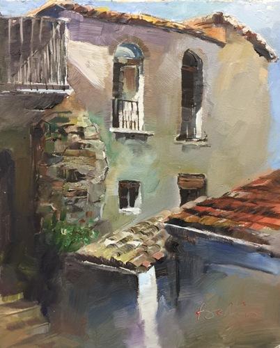 Old House, Farindola, Italy
