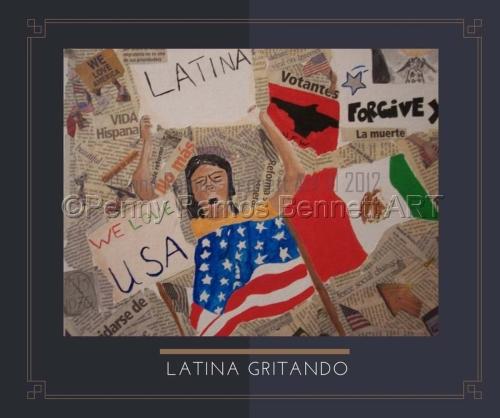 Latina Gritando