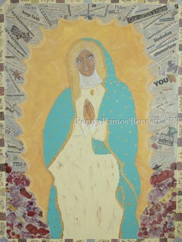 Mother we pray that you forgive us/Madre oramos qeu nos perdones