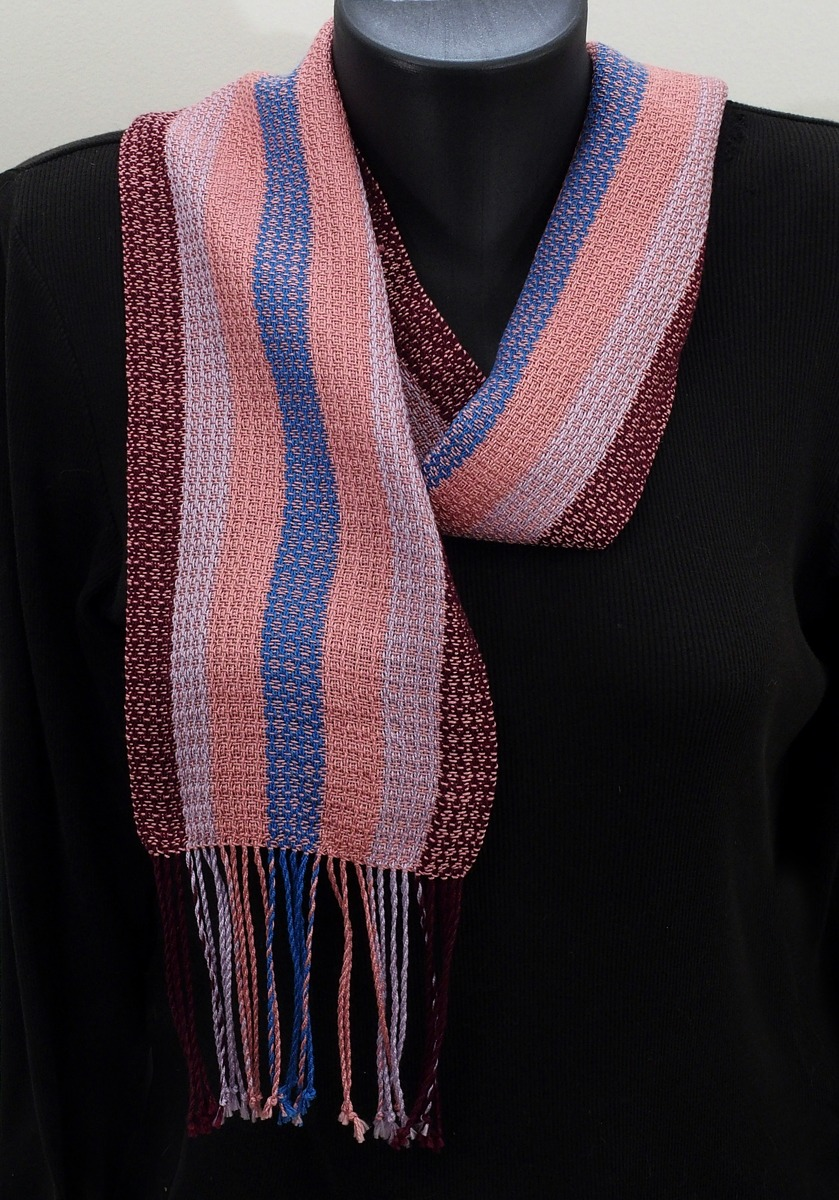 Handwoven Scarf 8 (large view)
