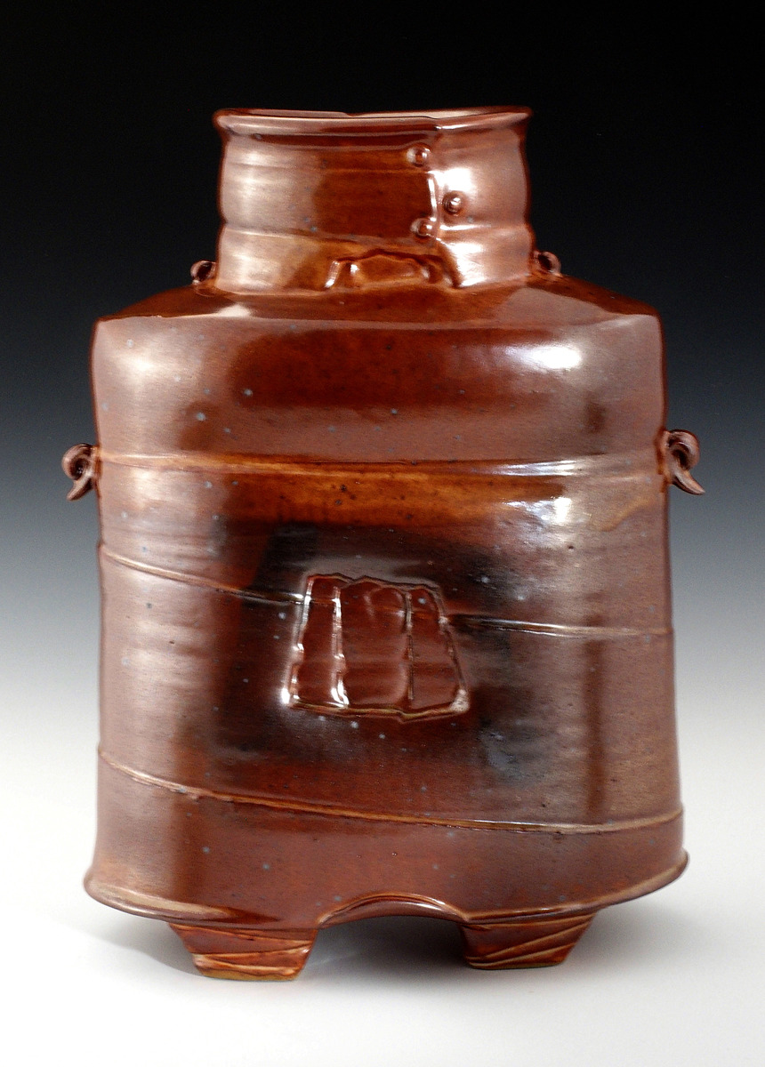 Oval Vase 1 (large view)