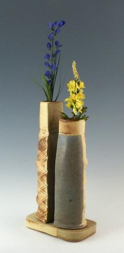 Double Vase # 2 by John Preus - Manitou Studio, LLC