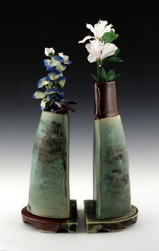 Double Bird Vase by John Preus - Manitou Studio, LLC