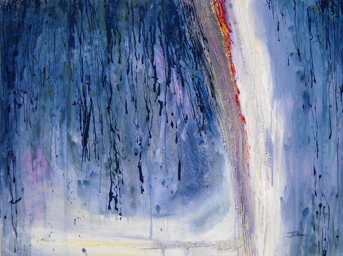 Fissure by Janice  Pluma