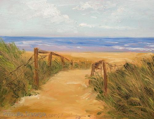 """""""Beach Path"""""""