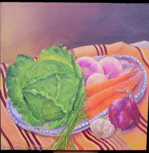 """"""" Vegetables l """""""