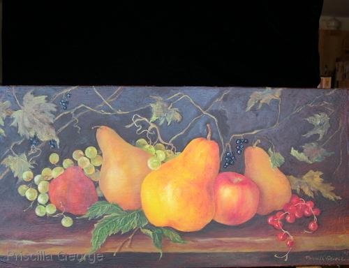 """""""Fruitful Fall Bounty"""""""
