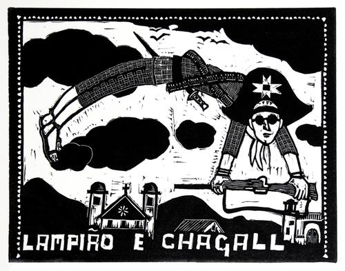 """""""Lampiao e Chagall"""""""