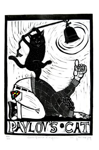 """Pavlov's Cat"""