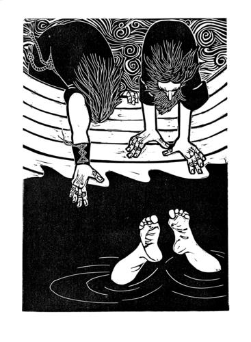 """Jonah Series: """"Jonah, Bon Voyage"""""""