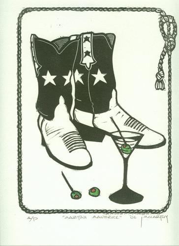 """""""Martini Maverick"""""""