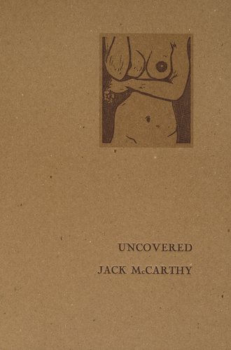 """Uncovered"" Book Cover"