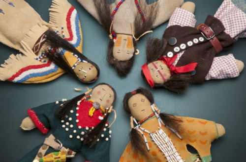 Dolls of the Western Frontier