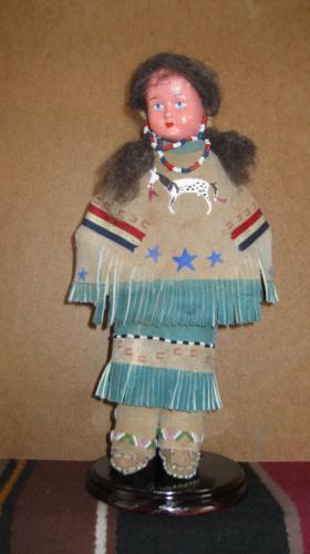 Adopted European Doll