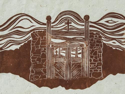Dia de los Muertos ~ Galisteo, NM
