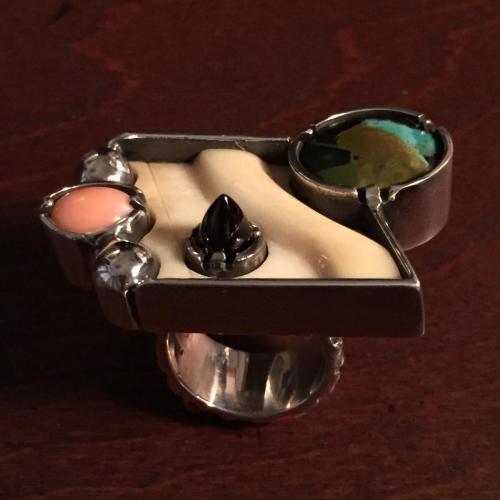 Finger Shield Ring