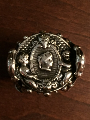 Victorian Style Ring