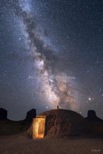 Hogan Under The Stars by Squash Blossom Fotos