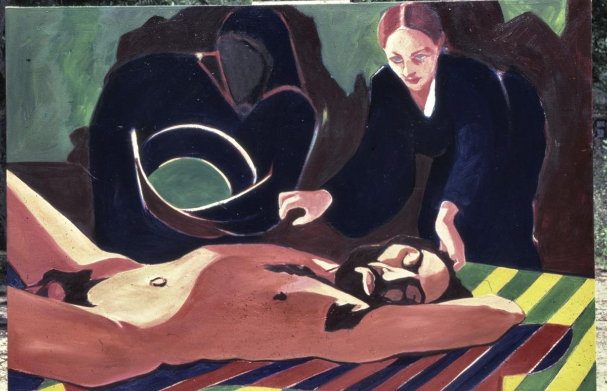 UntitledJudith Beheading Holofernes (large view)