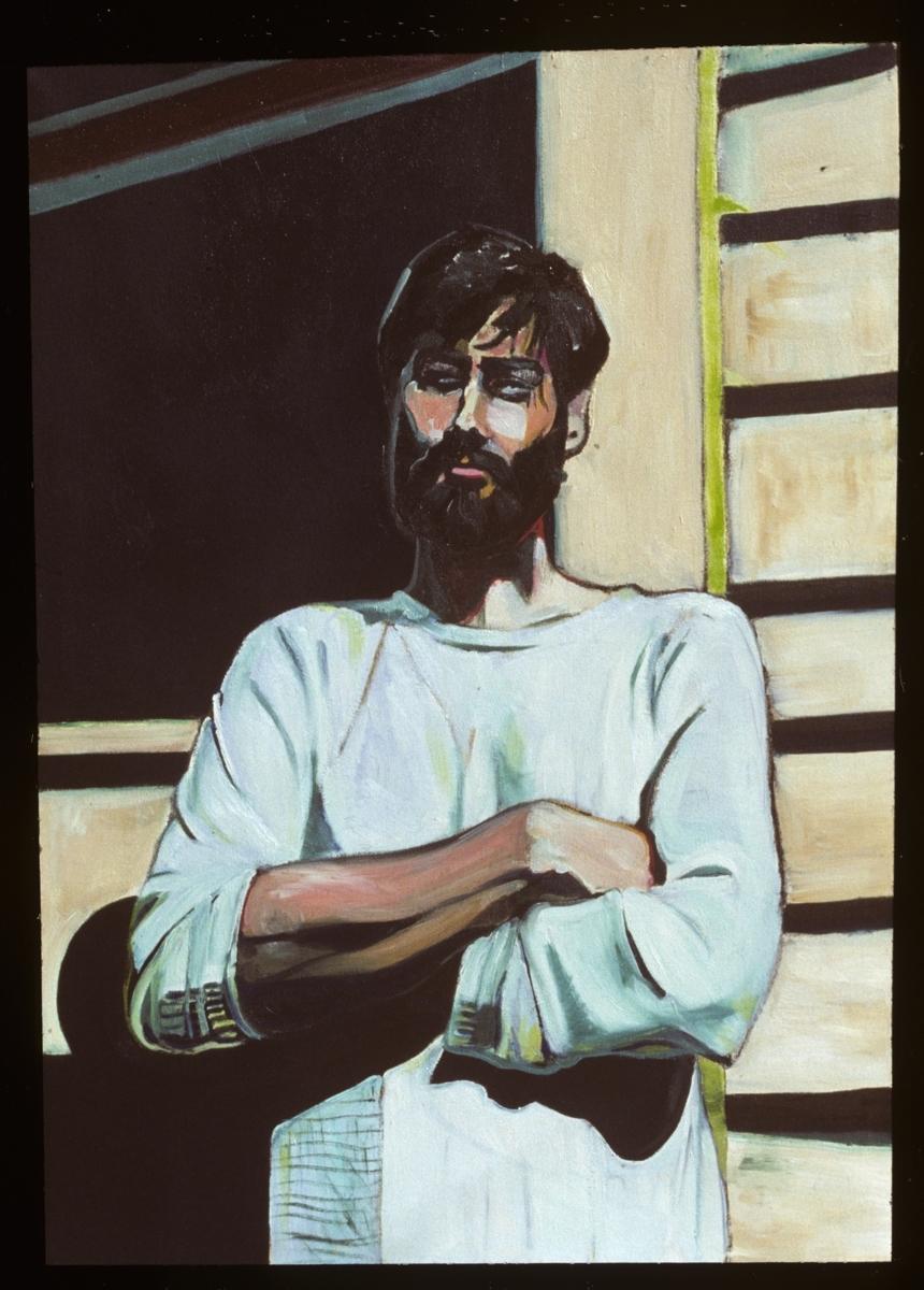 Portrait of Dr. Jan Kent Nespor (large view)