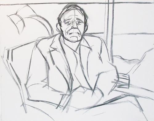 Lino Graglia--Initial sketch