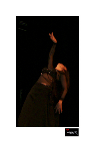 Elena Lentini in Performance