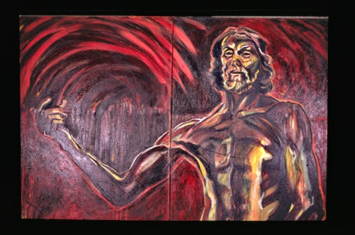 Generation of Vipers: John the Baptist After Rodin