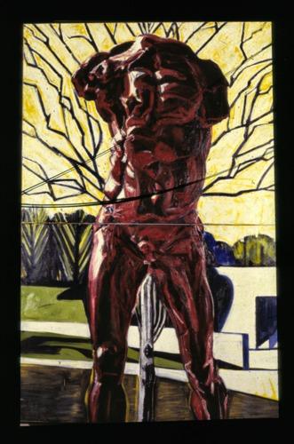 Walking Man (After Rodin)