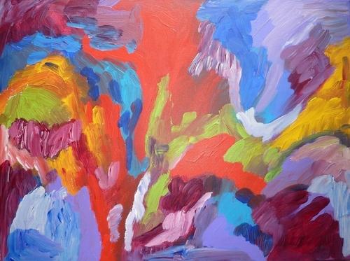 Color Motion Series 11 #1