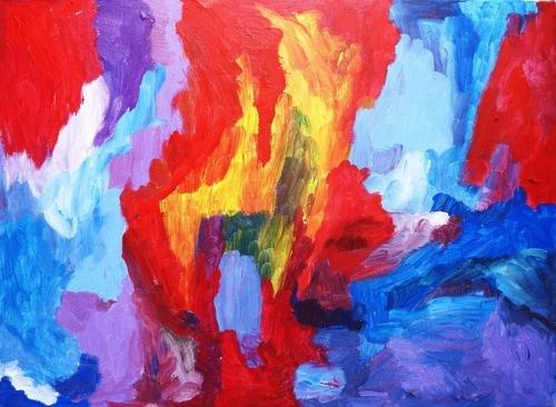 Color Motion Series 11 #4