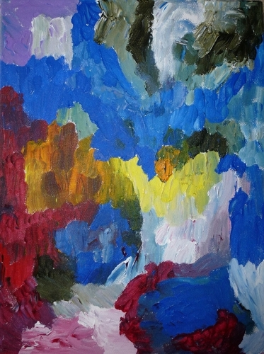 Color Motion Series 11 #6