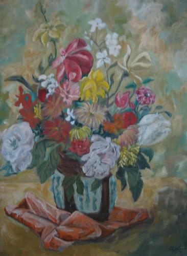 Floral Still Life ver 1
