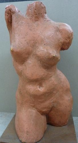 Sculpture torso 1 ver 1