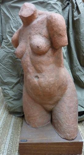 Sculpture torso 2