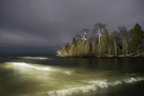 Northern Lake Michigan
