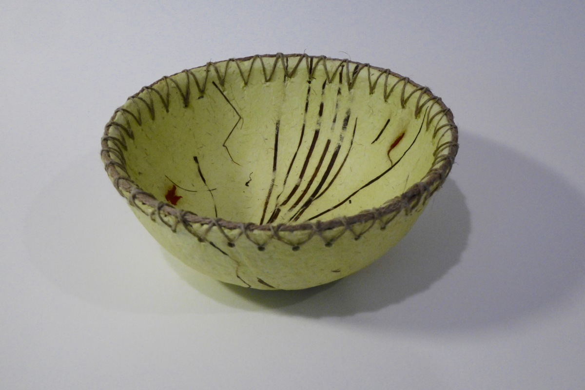 "4"" Green bowl (large view)"