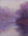 Fog on Mill Pond (thumbnail)