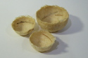 """3"""" and 2"""" inch kinwashi paper bowls (thumbnail)"""