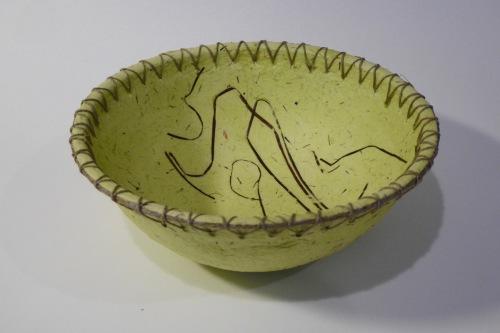 "7""Green bowl"