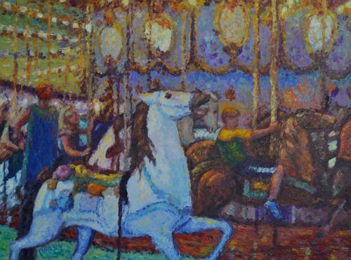 Carousel by Ping Yin