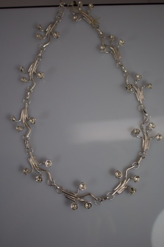 Lily Of the Valley Necklace (large view)