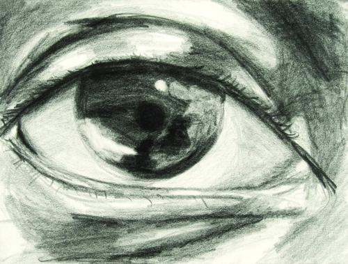 Eye by Ayn Artwork
