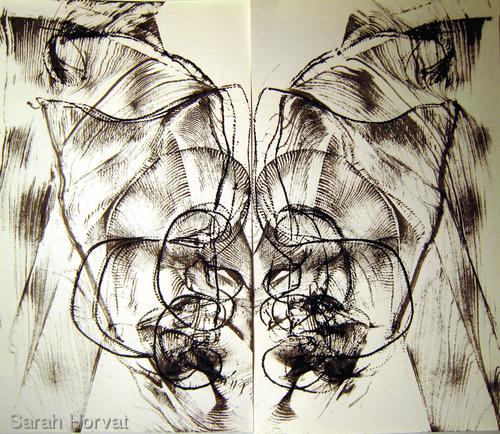 Sacrum by Sarah Horvat