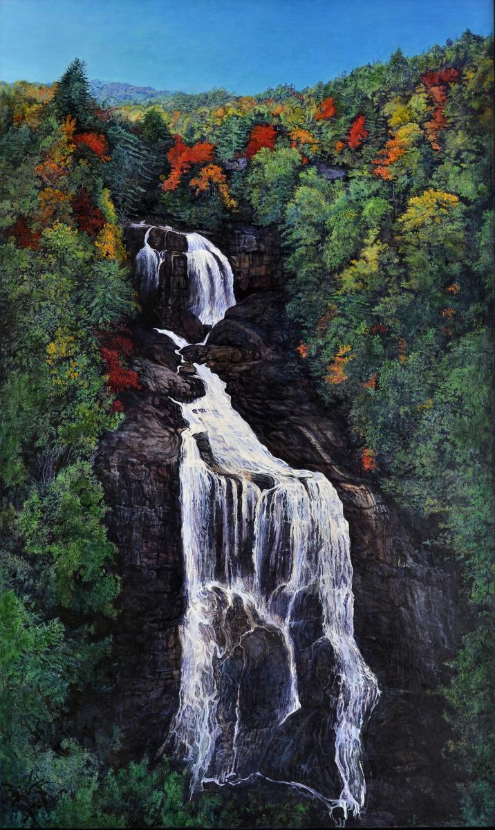 Whitewaterfalls Autumnal (large view)