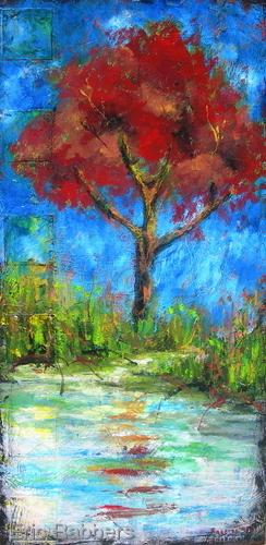 Red Wood Oak 1 of 2