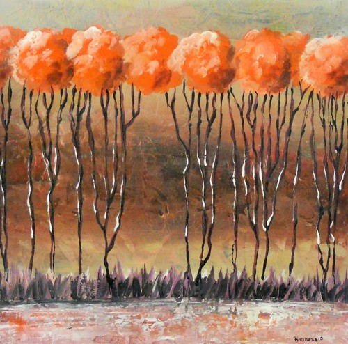Eleven Trees Orange